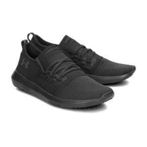 Under Armour Women's Adapt Sneaker Size 6 - Black